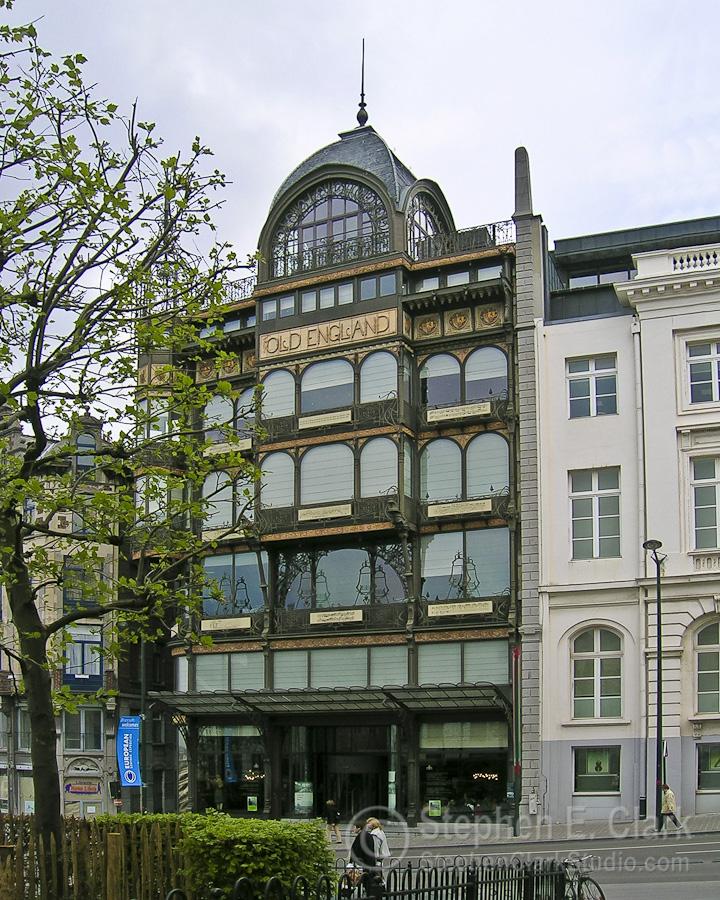 Belgium Brussels 2004