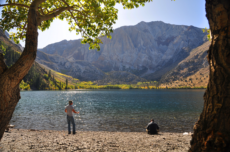 The tonal landscape eastern sierra nevada for Eastern sierra fishing